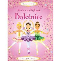 Kolorowanki, Moda z naklejkami Baletnice - Pratt Leonie OD 24,99zł DARMOWA DOSTAWA KIOSK RUCHU