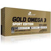 Witaminy i minerały, OLIMP Gold Omega 3® sport edition 120KAPS