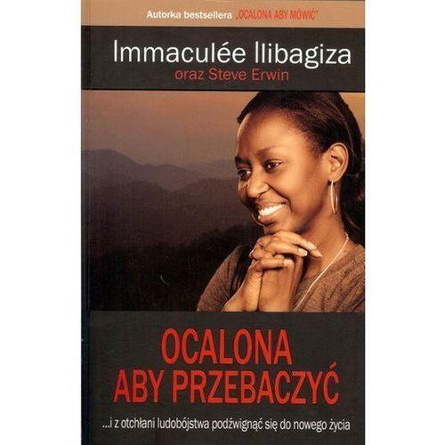 Biografie i wspomnienia, Ocalona by przebaczyć (opr. broszurowa)