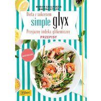 Hobby i poradniki, Dieta z sukcesem Simple glyx. (opr. miękka)