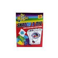 Pozostałe do prania, Dr Magic Snatch A Dye Chusteczki wyłapujące kolor 20 szt