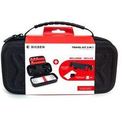 Zestaw akcesoriów BIG BEN Game Travel Kit 3 in 1 do Nintendo Switch