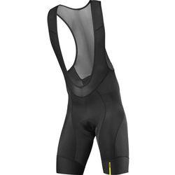 Mavic Ksyrium Pro Spodenki na szelkach Mężczyźni, black XL 2019 Spodnie szosowe Przy złożeniu zamówienia do godziny 16 ( od Pon. do Pt., wszystkie metody płatności z wyjątkiem przelewu bankowego), wysyłka odbędzie się tego samego dnia.