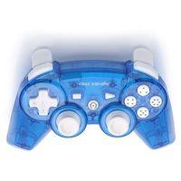 Gamepady, Kontroler PDP Rock Candy PS3 Niebieski + DARMOWY TRANSPORT!