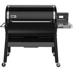 SmokeFire EX6 GBS Grill na pelet - Czarny
