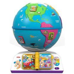 FISHER PRICE DRJ85 Edukacyjny globus odkrywcy 18-36m