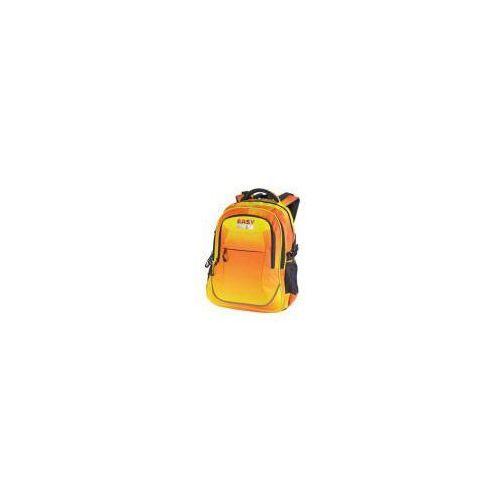 Tornistry i plecaki szkolne, Plecak SPOKEY 820749 Żółto-pomarańczowy