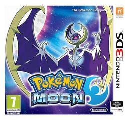 Pokémon Moon - Nintendo 3DS - Przygodowy