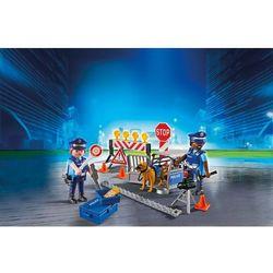 Playmobil Blokada policyjna 6924
