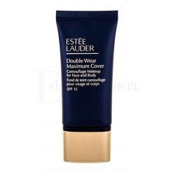 Estée Lauder Double Wear Maximum Cover SPF15 podkład 30 ml dla kobiet 1N3 Creamy Vanilla