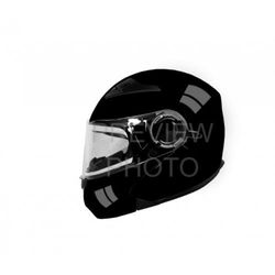 OZONE KASK SYSTEMOWY FLIP UP WIND GLOSS BLACK