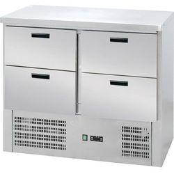 Stół chłodniczy 4 szuflady STALGAST 842041