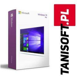 Windows 10 Professional Polska wersja językowa! / szybka wysyłka / Faktura Vat / szybka wysyłka na e-mail / Faktura VAT / 32-64BIT / WYPRZEDAŻ