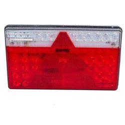 Lampa tylna zespolona Aspöck Multiled II 5-pin LED prawa