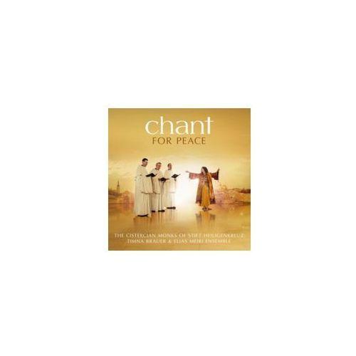 Pozostała muzyka rozrywkowa, CHANT FOR PEACE - Cistercian Monks Of Stift Heiligenkreuz (Płyta CD)