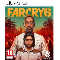 Gry na PS5, Far Cry 6 (PS5)