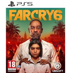 Gra PS5 Far Cry 6