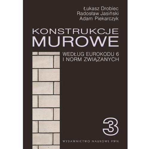 Leksykony techniczne, Konstrukcje murowe. Wg Eurokodu 6 i norm związanych - Łukasz Drobiec (opr. twarda)