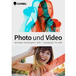 Corel Photo Video Bundle 2019 - Licencja elektroniczna