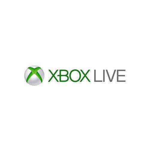 Akcesoria Xbox 360, Xbox Live Gold Membership - Microsoft Xbox 360 -