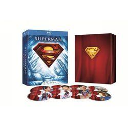 Superman: Antologia filmowa (8Blu-Ray) - Galapagos DARMOWA DOSTAWA KIOSK RUCHU