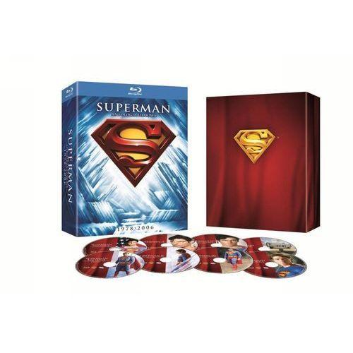 Pakiety filmowe, Superman: Antologia filmowa (8Blu-Ray) - Galapagos DARMOWA DOSTAWA KIOSK RUCHU