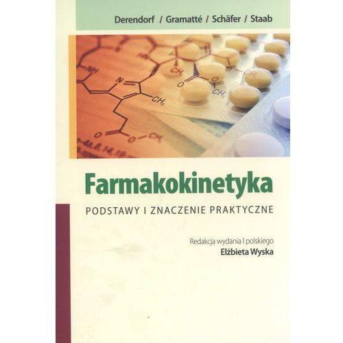 Książki medyczne, Farmakokinetyka (opr. miękka)