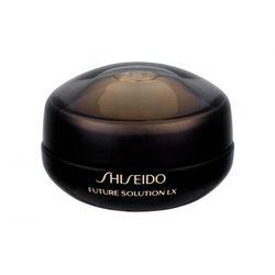 Shiseido Future Solution LX Eye And Lip Regenerating Cream krem pod oczy 17 ml dla kobiet