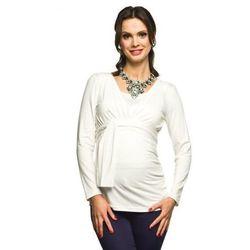 Bluzka ciążowa z szarfą Lilly