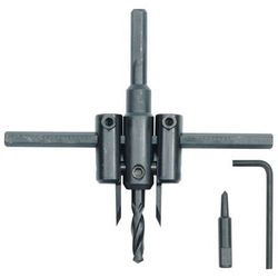 Otwornica do pcv 30-120mm Vorel 28733 - ZYSKAJ RABAT 30 ZŁ