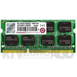 Transcend JetMemory DDR3L 8GB 1600 CL11 SO-DIMM