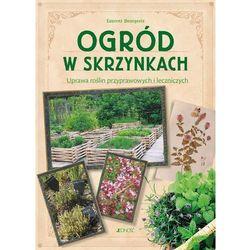 Ogród w skrzynkach Uprawa roślin przyprawowych i leczniczych - Bourgeois Laurent (opr. broszurowa)
