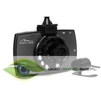 Kamery przemysłowe, Media-Tech U-DRIVE DUAL SYSTEM 2 KAMER SAMOCHODOWYCH