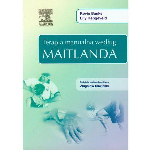 Książki medyczne, Terapia manualna według Maitlanda (opr. miękka)