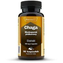 Pharmovit Chaga (Błyskoporek podkorowy) 400 mg - 90 kapsułek