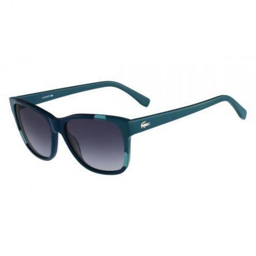 Okulary przeciwsłoneczne, Lacoste Okulary LACOSTE Zamawiając ten produkt otrzymasz kartę stałego klienta!