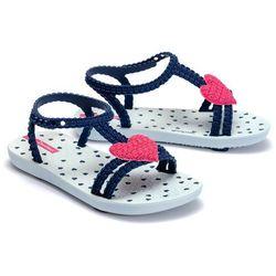 IPANEMA 81997 MY FIRST IPANEMA BABY 20108 blue/pink, sandały dziecięce, rozmiary: 21-26