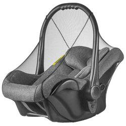 Moskitiera czarna do fotelika samochodowego dzieci