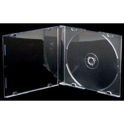 Pudełko na CD ESPERANZA - bezbarwne