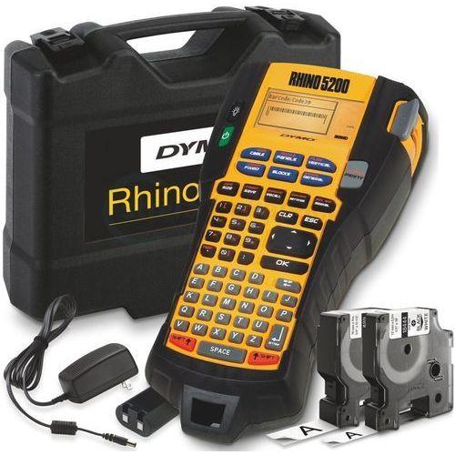 Drukarki termiczne i etykiet, Dymo Rhino 5200