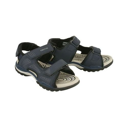 Sandały damskie, GEOX J720RB BOREALIS B. 000BC C4002 morski, sandały młodzieżowe, rozmiary 36-41