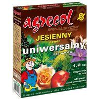Odżywki i nawozy, Nawóz jesienny uniwersalny Agrecol 1,2 kg bez azotu