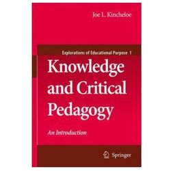 Knowledge and Cical Pedagogy (opr. twarda)