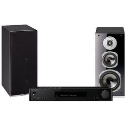 Zestaw stereo ONKYO TX-L20 + QUADRAL Argentum 530 Czarny