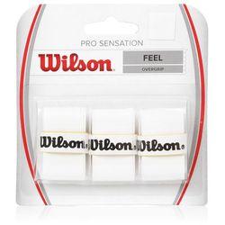 Owijka Wilson Pro Overgrip Sensation 3 szt 4010 biała
