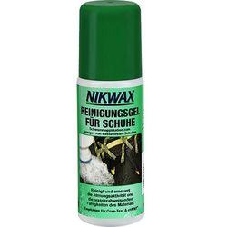 Nikwax Footwear Cleaning Gel 125ml szary/zielony 2018 Środki do impregnacji obuwia