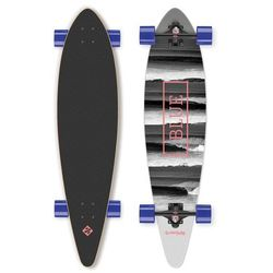 Longboard Street Surfing Pintail Surfs Up 40""