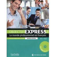 Książki do nauki języka, Objectif Express 1 podręcznik ucznia + CD-Rom (opr. miękka)