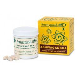 Ashwagandha, Withania somnifera, 400mg (100 kaps.) - Aurospirul