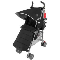 Maclaren Quest Winter Style Set Black wózek spacerowy